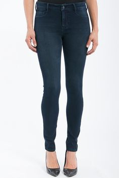 Super comfortable legging style jean with powerflex for amazing stretch. Avenged dark color can be dressed up or down.   Legging Jean  by Liverpool Jean Company. Clothing - Bottoms - Jeans & Denim - Jeggings Maine