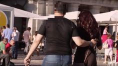 Verborgen camera: mannen 'helpen' dronken vrouw maar wat graag