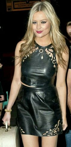 amanda holden leather pencil skirts and pencil skirts on