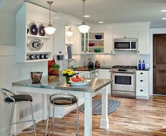 25 Small Kitchen Design Ideas - Page 2 of 5 - Home Epiphany