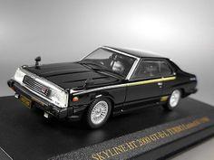 NISSAN Skyline HT 2000GT-E-L turbo limited81 1980 | by tetsuik