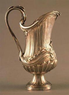 Germain Silver Service or Portuguese Royal Service - Water Jug. Paris, 1756/57