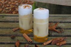 Rezept: Pumpkin Spice Latte selber machen (ohne Zucker) | Projekt: Gesund leben | Ernährung, Bewegung & Entspannung