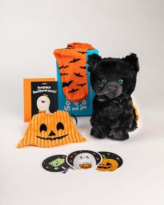 Halloween Bundle – Send a stuffed animal care package! ✨ – SendAFriend