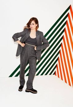 Christine and the Queens by Kate Owen for Refinery 29