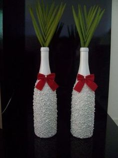 decoradas com arroz