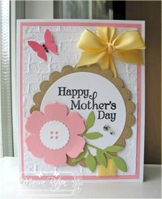 WRM - Mother's Day A La JUGS by whiterockmama - Cards and Paper Crafts at Splitcoaststampers