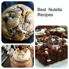 Yummy Nutella Recipes