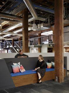 Weebly San Francisco Office Design
