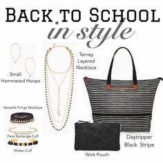 Back to School Style Stella & Dot http://www.stelladot.com/deborahkachhal