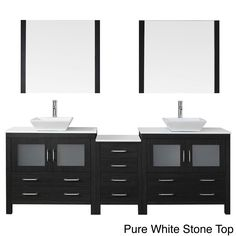 5 foot vanity double sink. Virtu USA Dior 90 Inch Double Sink Vanity Set In Zebra Grey  5 Foot Bathroom Top Http Reformtherfs Us Pinterest