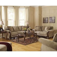 Signature Design by Ashley Lanett Living Room Collection