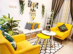 Home Design Living Room, Room Design Bedroom, Living Room Sofa, Living Room Interior, Home Interior Design, Living Room Decor, Indian Living Rooms, Colourful Living Room, Indian Bedroom Decor