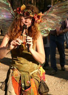 Renaissance Festival Faerie by Lamus.deviantart.com