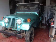 Jeep Cj5 Willys 1962