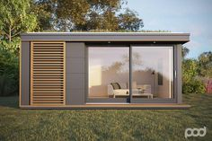 Great little house by POD.  Gives you a 'room with a view' in your backyard.