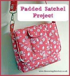 Costurar uma mochila com este padrão livre