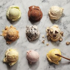 With this simple formula, you'll be able to scoop up over 31 easy flavours at home. Find your new favourite ice cream recipe and more at Chatelaine.com