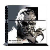METAL GEAR Skin For Playstation 4 PS4 Console Controller