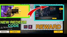 Code Redeem Ff Code Redeem Ff Malaysia 2021 Redeem Code Ff January 2021 Elite Pass Free Fire And Enjoy Exciting Rewards From Follow This Instruction Properly To Redeem Codes The Best
