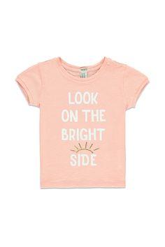 Girls Bright Side Tee (Kids)