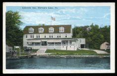 Harvey's Lake PA Lakeside Inn