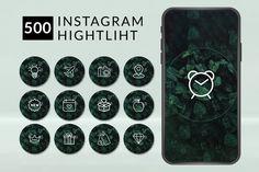 Story Instagram, Instagram Accounts, Highlights, Social Media, Beautiful, Luminizer, Hair Highlights, Social Networks, Highlight