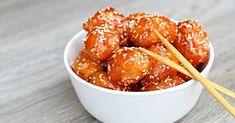 Szezámmagos csirke NapsütötteVidékünkön konyhájából recept képpel. Hozzávalók és az elkészítés részletes leírása. A szezámmagos csirke napsütöttevidékünkön konyhájából elkészítési ideje: 36 perc Macarons, Chicken Wings, Macaroni And Cheese, Paleo, Ethnic Recipes, Food, Kitchen, Red Peppers, Mac And Cheese