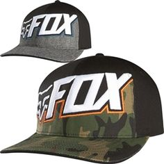 2014 Fox Racing Replenish Flexfit Casual Motocross MX Apparel Cap Hats