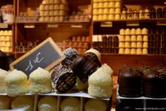 What are they called in your country? Read the story behind these treats.  World of Paris