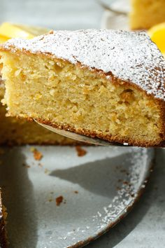 NYT Cooking: This moist and fragrant cake from Molly Wizenberg, the author of the popular food blog Orangette, calls for a whole orange and lemon, almonds and olive oil. It does require a little effort and the use of some equipment – a food processor and a mixer – but the ingredient list is short, and once you've boiled and puréed the citrus and ground the almonds, the whole%...