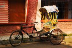 Mit der Rikscha durch Delhi- Indien Rundreise