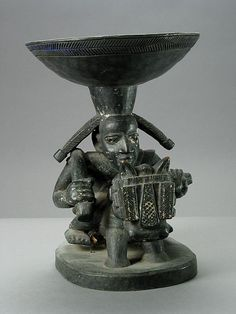 Yoruba Agere Ifa (Divination Cup), Nigeria
