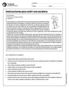 30 Ideas De Cuaderno Lectura Y Escritura Lectura De Comprensión Primeros Grados