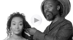 How to care for afro hair with Johnnie Sapong