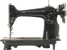 How to Clean Dust and Grime From the Decals of an Antique Sewing Machine thumbnail