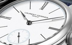 Laurent Ferrier Galet Micro-Rotor Limited Edition in platinum