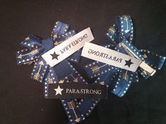 Para Strong-Hair Bow's