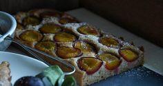 Subiektywnie najlepsze ciasto ze śliwkami (bez jajek) Gluten Free Cakes, Egg Free, Sprouts, French Toast, Recipies, Muffin, Vegetables, Breakfast, Cook