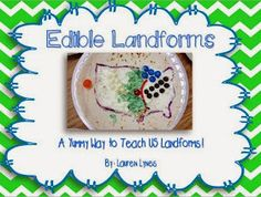 US Landforms And Bodies Of Water Salt Dough Map Do I Do This When - Us landforms map