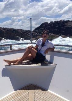Comissária de iate? Brasileira conta como é o luxo e os deveres do trabalho