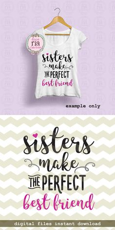 Sisters make the perfect best friend big by LoveRiaCharlotte