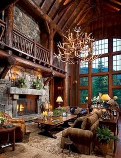 16 Decorating Ideas to Turn Your Cabin into a Chic Weekend Retreat https://www.futuristarchitecture.com/30217-decorating-cabin.html
