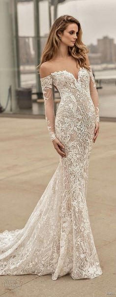 421c396c3f2a Best Wedding Dresses of 2017 - Berta Wedding Dress Collection Spring 2018 -  Braut