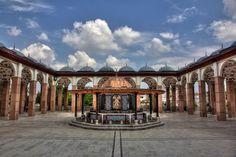 Bursa Mihraplı Mosque.