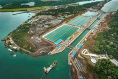 Canal de Panama, viajes y turismo Lo que debes saber antes de visitar el Canal de Panamá http://www.viajero-turismo.com/2018/01/lo-que-debes-saber-antes-de-visitar-el.html #viajes #turismo