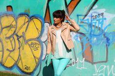 Um Blog Fashion: CANDY SKULLS