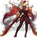 DOTA 2 No.2 Legion Commander by Angju