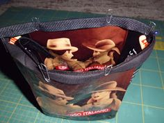 Die Kosmetiktascherln aus Kaffeepackungen habe ich ja schon mehrfach genäht (* klick *), heute möchte ich euch zeigen, wie es geht - ihr wer...