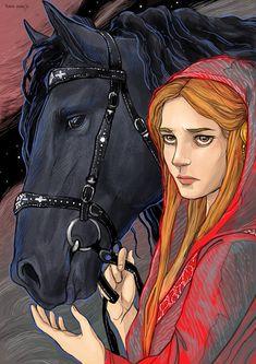 Princess Zelda, Horses, Illustrations, Artist, Fictional Characters, Illustration, Artists, Fantasy Characters, Horse